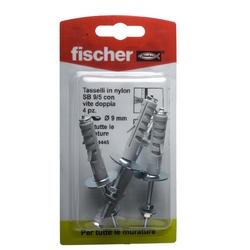 FISCHER - Tasselli A Espansione Con Vite Tipo Sb 9/5k