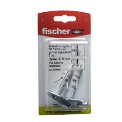 FISCHER - 4 Tasselli Con Gancio Sbs 9/2