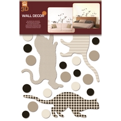 Adesivi 3d Foam Decor L - 23,50 €