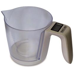HOWELL - Bilancia Da Cucina Digitale Per Solidi E Liquidi