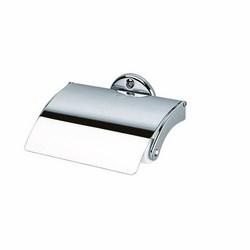 IDROBRIC - Porta rotolo con coperchio