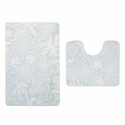 IDROBRIC - Set due tappeti per lavabo e wc