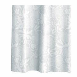 IDROBRIC - Tenda da doccia con anelli, cm. 180x200