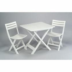 IPAE - Set Camping 2 sedie + tavolo
