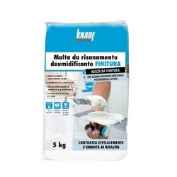 KNAUF - Finitura per malta da risanamento deumidificante