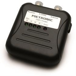METRONIC - Misuratore Segnale Dvb-Finder