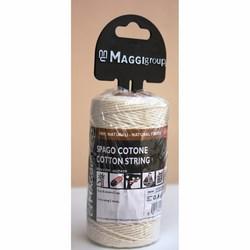 MAGGI CATENE - Rocchetto Spago Cotone Alimentare 100g