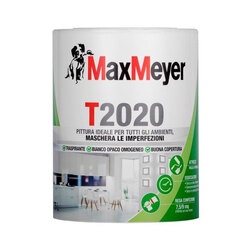 MAX MEYER - Traspirante bianco T2020