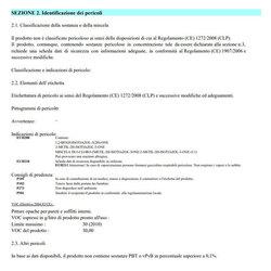 Traspirante bianco T2020