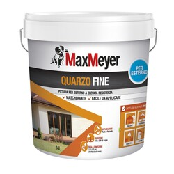 MAX MEYER - Quarzo fine 14lt