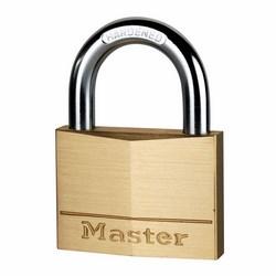 MASTER LOCK - Lucchetto Ottone 60mm Arco Acciaio 29mm