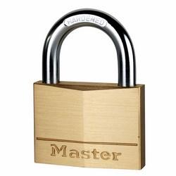 MASTER LOCK - Lucchetto Ottone 70mm Arco Acciaio 36mm