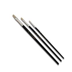 MICHELANGELO - Set pennelli piatti 119C