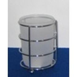MECAPLAST - Bicchiere Porta Spazzolini polipropilene