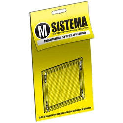 MEDAL - Sistema Staffa Fissaggio Per Infissi In Alluminio