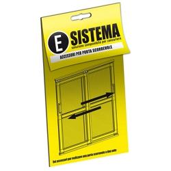 MEDAL - Sistema Accessori Per Porta Scorrevole