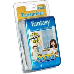 Fantasy Zanzariera Removibile 150x250 cm-9,50 €