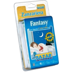 Fantasy Zanzariera Per Finestra 150x180-7,50 €
