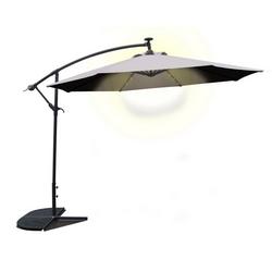 MY GARDEN - Ombrellone Luce Solare LED