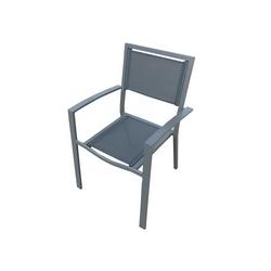 MY GARDEN - Sedia in Alluminio 58x57,5x87,5cm