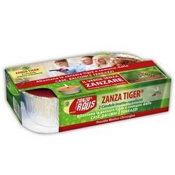 2 candele Zanza Tiger-3,99 €
