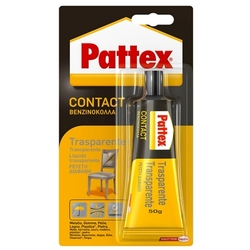 PATTEX - Adesivo Contact Trasparente