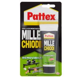 PATTEX - Pattex millechiodi removibile 100g