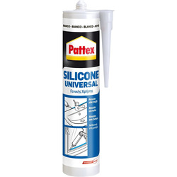 *** - Pattex silicon 5 bianco 300ml