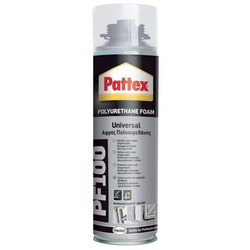 Pattex pu foam pf 100 500ml-8,95 €