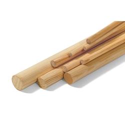 Bastone pino grezzo 2100 mm-2,10 €