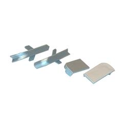 PIRCHER - Accessori Per Mini Alzatina Verniciato Alluminio