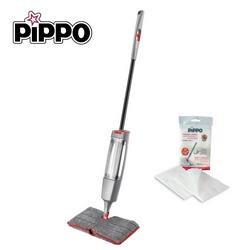 PIPPO - Spray Mop + 20 panni 3D cera d'api