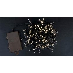 PREQÙ - 100 LED per esterni a batteria