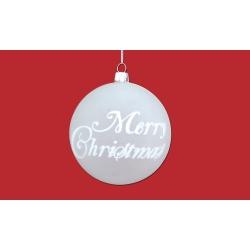 PREQÙ - Pallina Merry Xmas