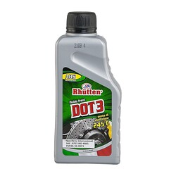 RHUTTEN - Olio Fluid freni Dot 3