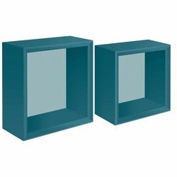 Mensole Isotta cm. 35x35 e cm. 30x30-29,90 €