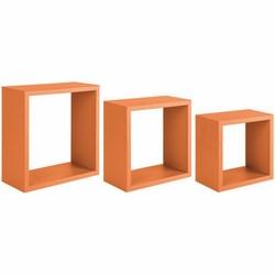 Mensole Incubo c.35x35, cm. 30x30, cm. 25x25-24,90 €