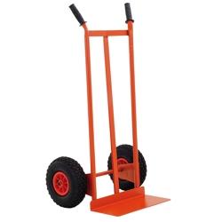 GIERRE - Carrello con ruote pneumatiche