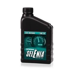 SELENIA - Lubrificante GPL-Metano 5w30
