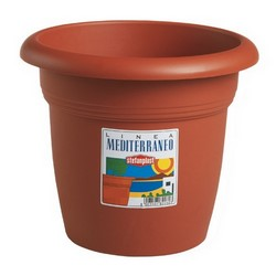 Vaso Mediterraneo conico-1,55 €