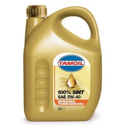 TAMOIL - Lubrificante 100% Sint SAE 5w40