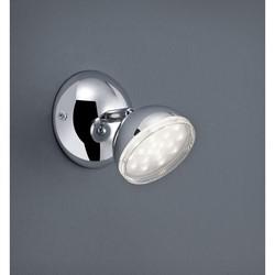 Lampada spot LED mezze sfere cromo-23,99 €