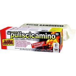 TUTTO FUOCO - Tronchetto Puliscicamino