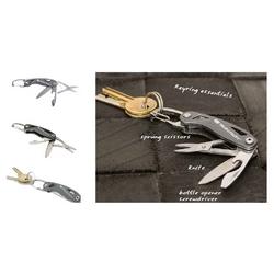 TRUE UTILITY - Clipstick portachiavi/forbici/coltello