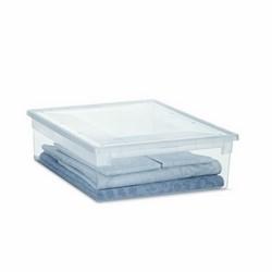 TERRY - Contenitore Box In Plastica Trasparente