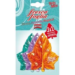 AREXONS - Fresca Foglia Menta-Lavanda Tropical Tris 3x2
