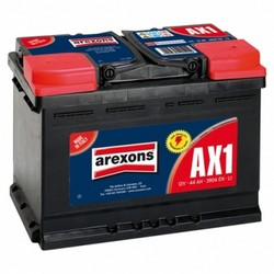 AREXONS - Batteria Auto 74 Ah