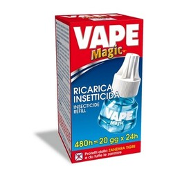 VAPE - Insetticida Magic Ricarica Liquida 480 Ore