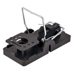 VERDEMAX - Trappola Per Topi In Plastica Con Molla Rinforzata