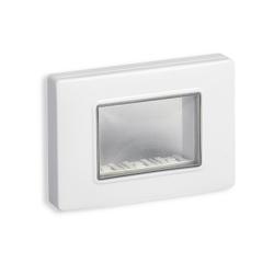 VIMAR - Calotta Ip55 3m Con Viti Bianco